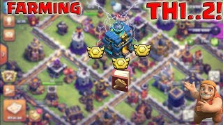 FARMING TIME TH12 //CLASH OF CLANS
