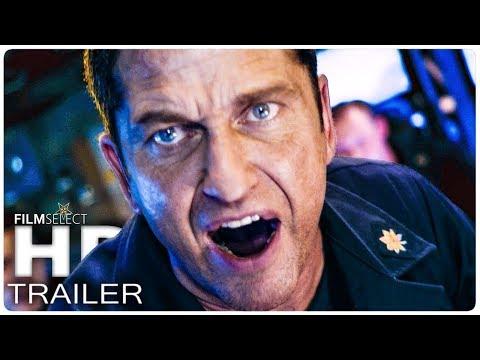 HUNTER KILLER Trailer Italiano (2018)