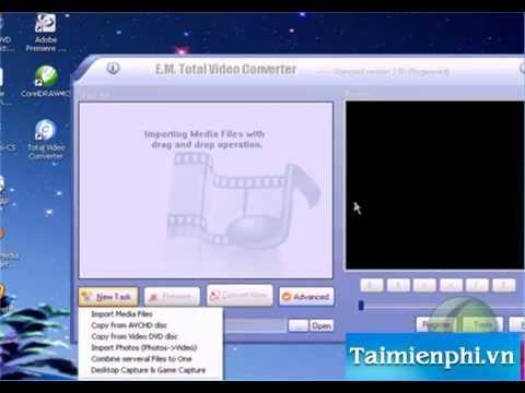Hướng dẫn convert đổi đuôi video sang MP3 cực kì đơn giản - http://taimienphi.vn