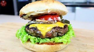Ev Yapımı Hamburger Tarifi | Pişirmece | Yemek Tarifleri