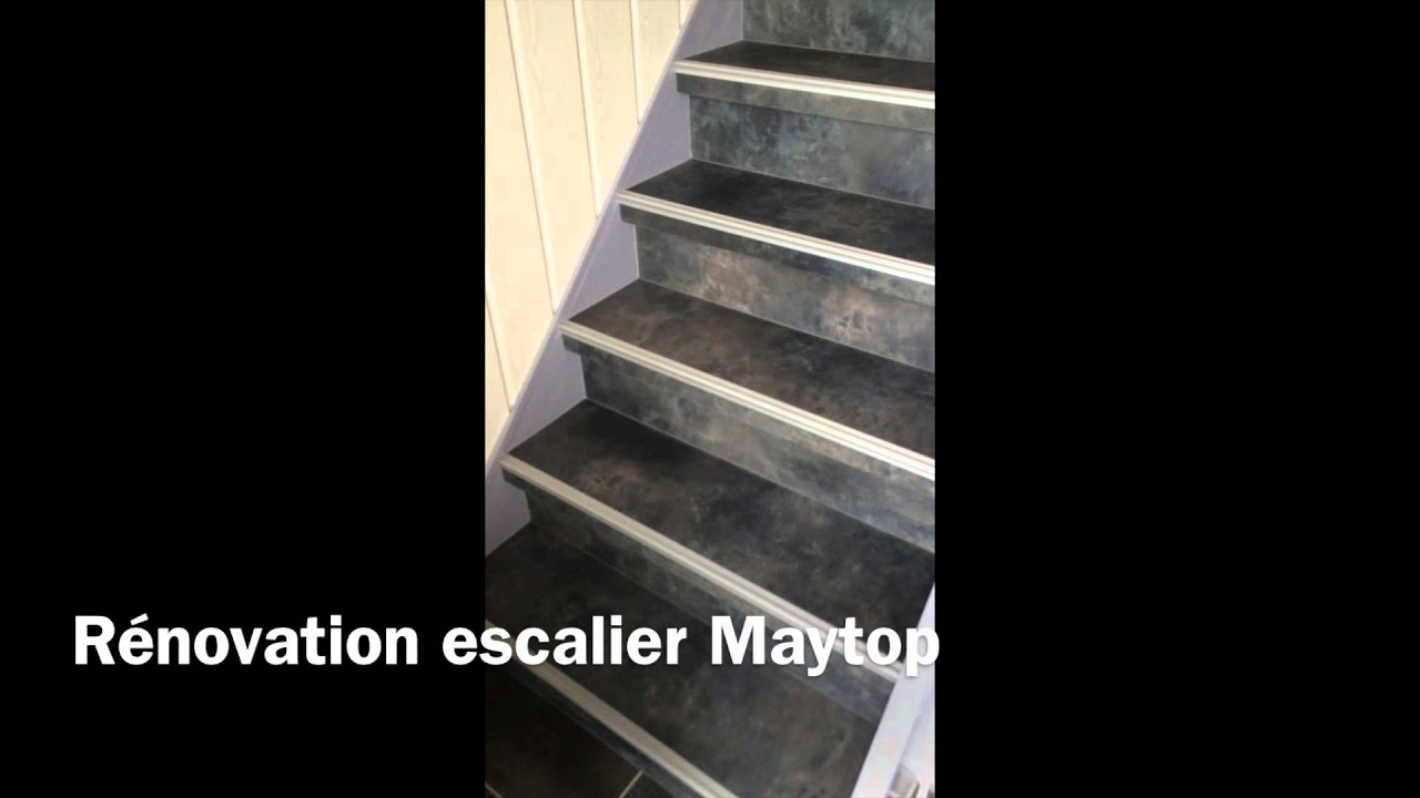 Maytop Tiptop Habitat Habillage D Escalier Renovation D