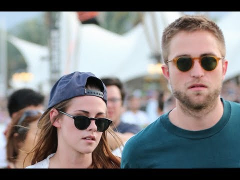 Rob and Kristen - Coachella 2013 Couple!