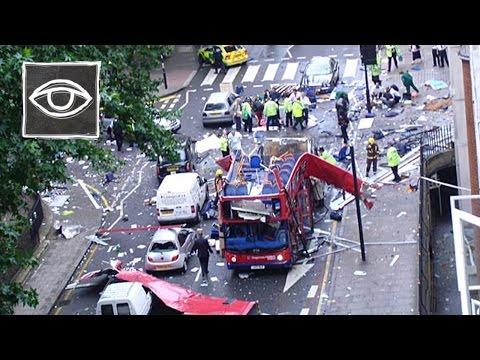 Bomaanslagen in Londen - Strikt Geheim