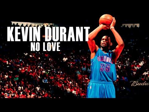 Kevin Durant - No Love - MVP Season Mix ᴴᴰ