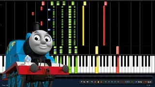 THOMAS THE TANK ENGINE SONG !!