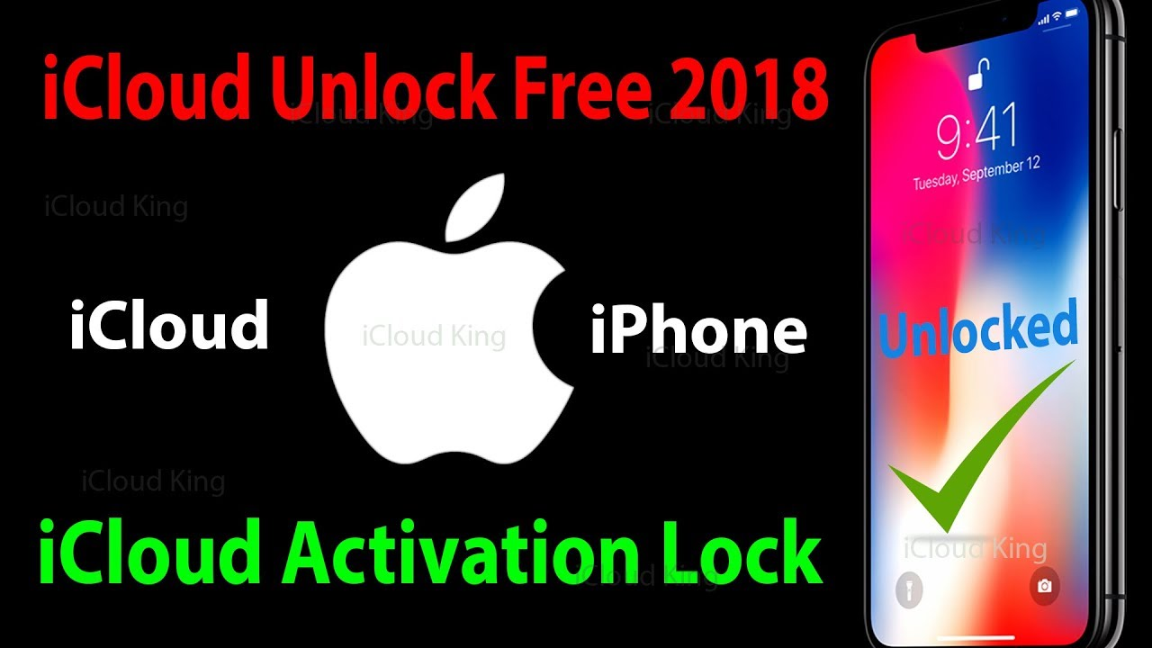 iCloud Unlock Free 2018 Remove iCloud Bypass iCloud Free ANY IOS Version