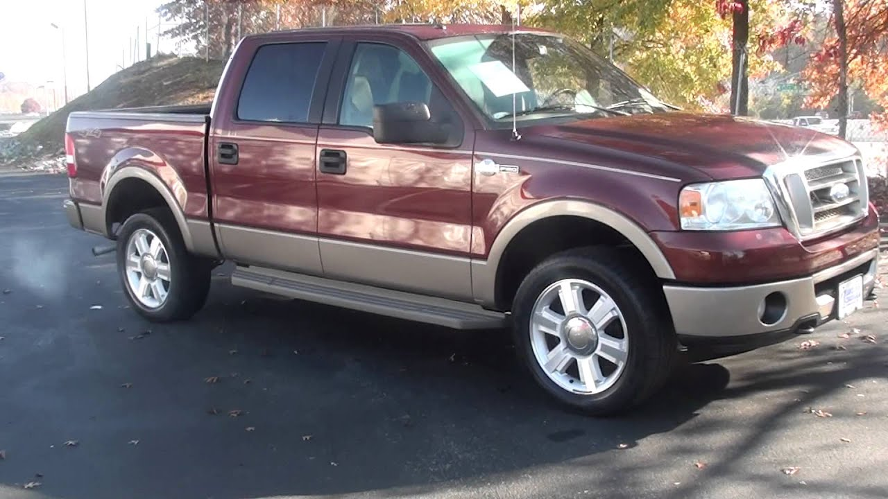 For Sale 2006 Ford F 150 King Ranch 1 Owner Stk P5901 Wwwlcfordcom