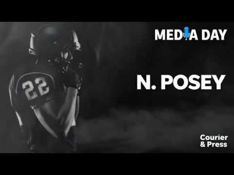 Courier & Press 2019 Media Day: North Posey High School
