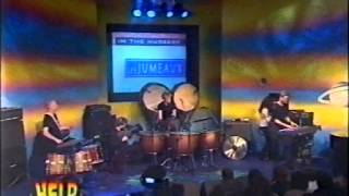 IN THE NURSERY performing 'Compulsion' on Italian TV 1997