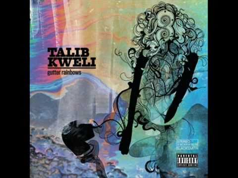 Talib Kweli - Uh Oh (feat. Jean Grae) (produced by Oh No) 2011