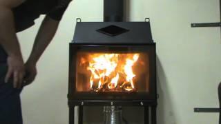 Магия огня в камине Жарко(, 2016-02-09T18:43:28.000Z)