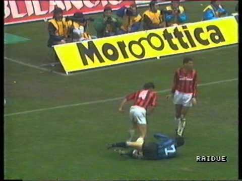 Inter - Milan 0-3 (19-11-1989)