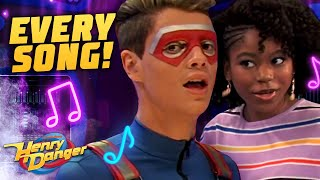 Every Henry Danger Song In Swellview! (The Musical) | Henry Danger