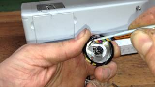 bernina 830 e bobbin case spring replacement