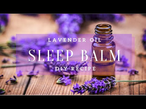DIY Sleep & Relaxation Balm using Essential Oils | Aromatherapy | Essential Oils|KalkSTAR Naturals