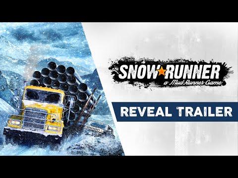 [Gamescom 2019] SnowRunner: A MudRunner Game - Reveal