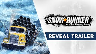 Gamescom 2019  Snowrunner: A Mudrunner Game - Reveal