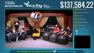 Rooster Teeth Extra Life 2015 Stream Hour 4