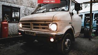 STARTING the Engine!|Bedford CF Van Conversion