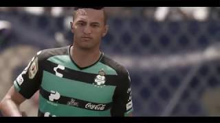 embeded bvideo Simulación #FIFA19 Pumas vs Santos