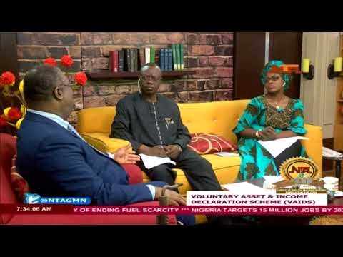 NTA: Good Morning Nigeria 07/02/2018