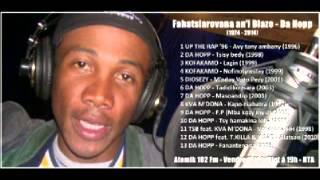 ATOMIK Blaze Da Hopp - Fahatsiarovana (Hosted by Xtah)