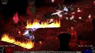 Diablo 2 Single Player: Javazon / Freezing Arrow Hybrid (Fishyzon)
