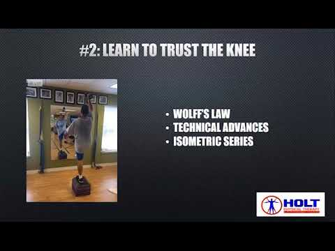 ACL Recovery: 7 Keys to Optimizing Your Rehab