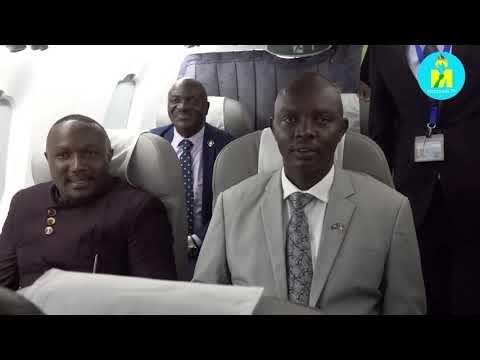 Uganda Airlines yatanguje ibikorwa vy'indege izohora ikora ingendo zitatu ku ndwi mu Burundi