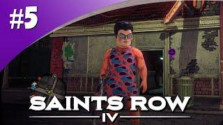 Saints Row 4 - Spaceship Time! (Co-op Campain Aflevering 5)