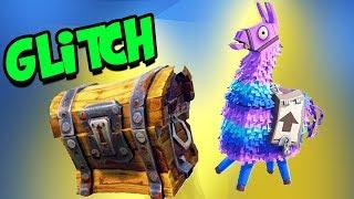 Fortnite Glitches Season 5 - Llama und Chest Glitch für mehr LOOT