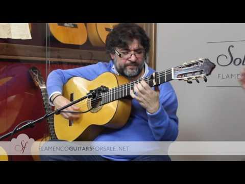 """MANUEL PARRILLA: """"por bulerías"""" in Solera Flamenca"""