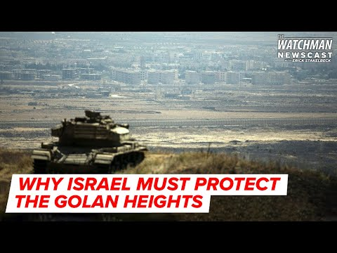 Iran Attempting to Expand Into Golan Heights: Why Israel Must Stop Them