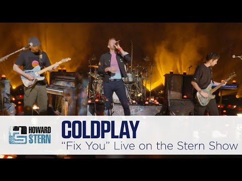 "Coldplay ""Fix You"""
