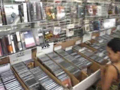 Tour pt.4 Buy DVDs @ Prex - Princeton Record Exchange