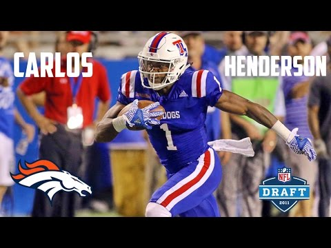 "Carlos Henderson || ""Try Tackling Me"" 