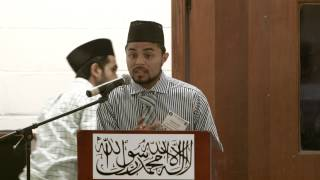 Jalsa Salana Belize 2015 - Speech by Brother Stephen Gabb