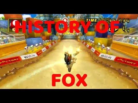 [MKW] Fox - The Story Of A Mario Kart Wii Legend