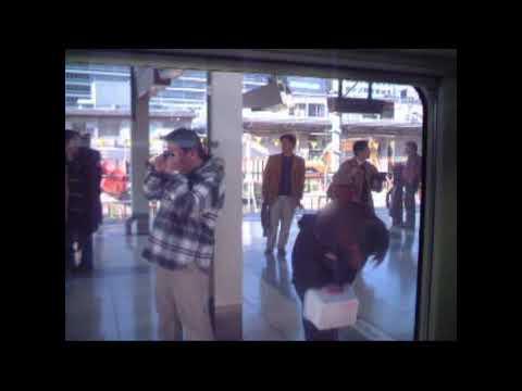2001年12月01日 湘南新宿ライン初日