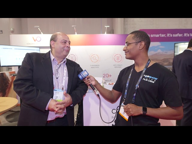 Viaccess-Orca: #NABShow video-interview