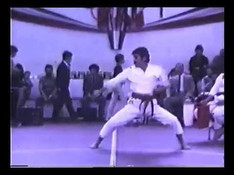 Fabio Rossini - Tekki Shodan - 6 Giugno 1987