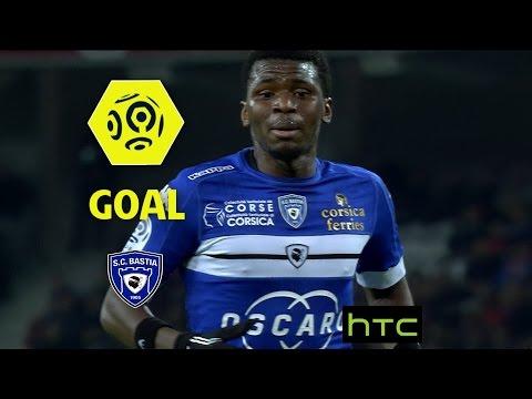 Goal Sadio DIALLO (71') / LOSC - SC Bastia (2-1)/ 2016-17