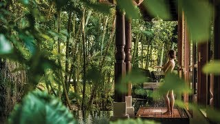The Essence of Nature at The Geo Spa, Four Seasons Resort Langkawi