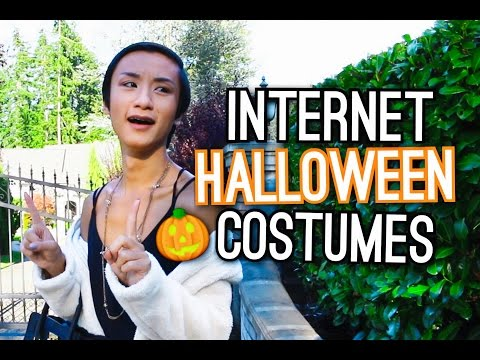 Internet Personality Halloween Costumes! Joanne the Scammer, Bretman Rock, and Kylie Jenner! thumbnail
