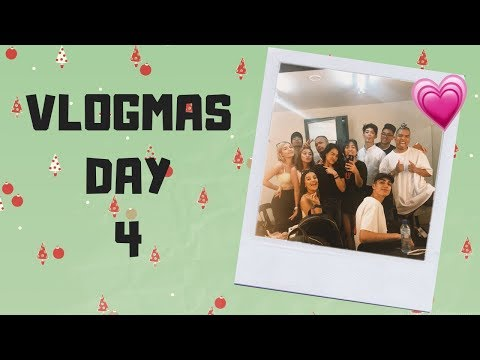 VLOGMAS DAY 4 (Last Show Together + Mukbang) | Mayie Mapili