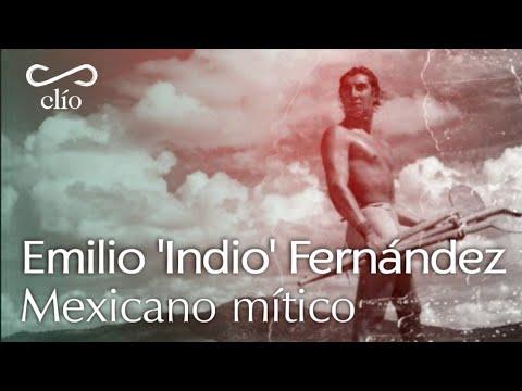 """DOCUMENTAL. Emilio """"Indio"""" Fernández, mexicano mítico"""