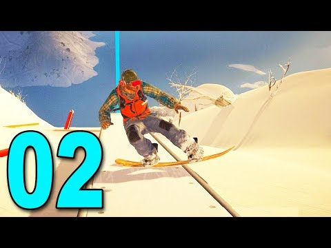 STEEP: Road to the Olympics - Part 2 - SLOPESTYLE