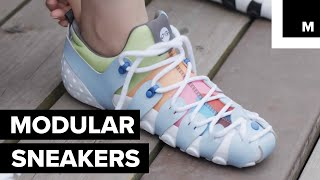 Changeable sneakers