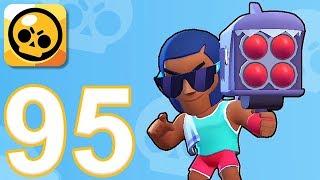 Brawl Stars - Gameplay Walkthrough Part 95 - Beach Brock (iOS, Android)