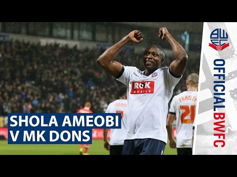 GOAL! | Shola Ameobi scores in stoppage time!